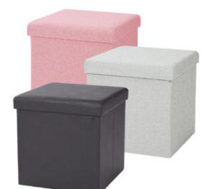 Home Creation Sitz-Aufbewahrungsbox