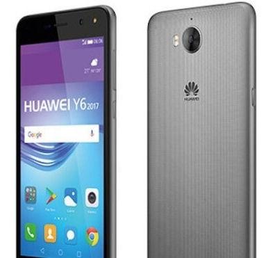Huawei Y6 2017 Smartphone im Real Angebot