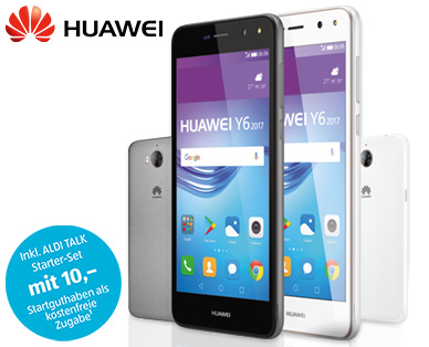 Huawei Y6 (2017) Smartphone mit Android 6.0