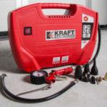 Norma 21.1.2018: Kraft Werkzeuge Koffer-Kompressor im Angebot