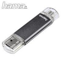 Hama Laeta Twin 32 GB 2-in-1 USB Stick im Real Angebot 5.8.2019 | KW 32