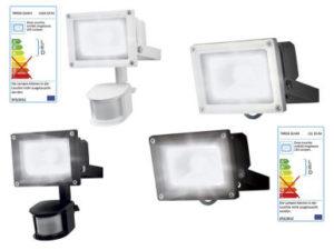 Lidl: Livarno Lux LED-Außenstrahler im Angebot [KW 30 ab 27.7.2017]