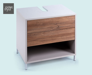Living Style Badezimmer-Unterschrank im Hofer Angebot ab 19.7.2018 – KW 29