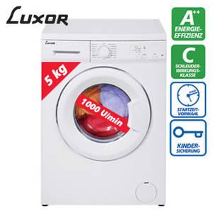 Real: Luxor WM 1042 F1 A++ Waschautomat im Angebot für 199€