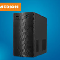 Hofer: Medion Akoya P22000 Multimedia-PC-System im Angebot