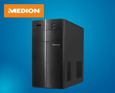 Hofer: Medion Akoya P22000 Multimedia-PC-System [Schnell zugreifen]