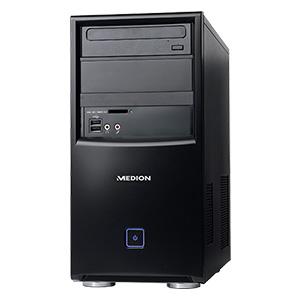 Medion C361 Desktop PC im Real Angebot