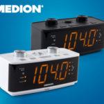 Hofer 13.7.2017: Medion Life E66375 Uhrenradio im Angebot