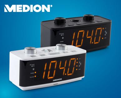 Medion Life Uhrenradio E66375