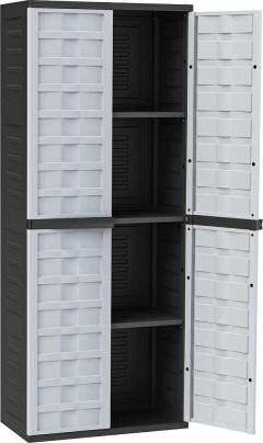 kunststoffschrank und mehrzweckschrank bei kaufland ab 11 erh ltlich. Black Bedroom Furniture Sets. Home Design Ideas