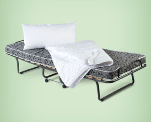 my living style g stebett mit matratze im hofer angebot. Black Bedroom Furniture Sets. Home Design Ideas