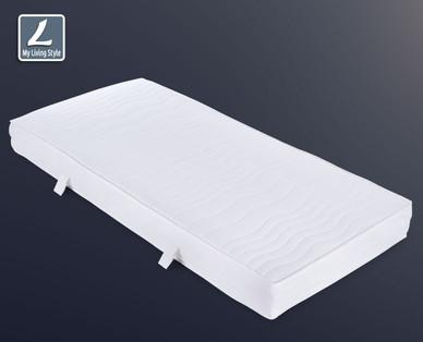 My Living Style Komfort Matratze Taschenfederkern im Hofer Angebot ab 6.8.2018 - KW 32