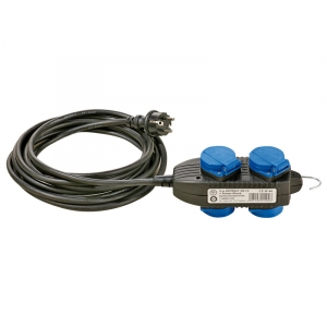 PowerTec Electric FI-Adapter RCD-4G im Angebot » Norma 19.7.2017 - KW 29