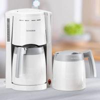 Severin KA 9233 Kaffeeautomat mit 2 Thermokannen im Angebot bei Kaufland [KW 6 ab 1.2.2018]