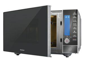 Silvercrest Edelstahl-Mikrowelle SMW 900 EDS B5: Lidl Angebot ab 17.7.2017