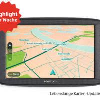 Aldi Süd: TomTom Start 62 CE Navigationssystem als Highlight der Woche