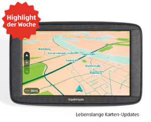 tomtom start 62 ce navigationssystem im aldi s d angebot. Black Bedroom Furniture Sets. Home Design Ideas