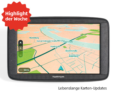 TomTom Start 62 CE Navigationssystem
