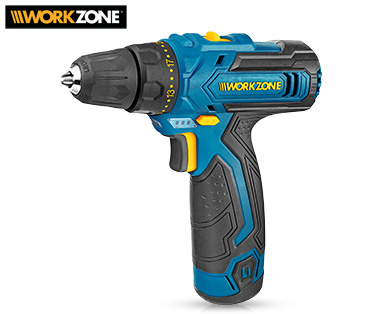 Workzone Akku-Bohrschrauber