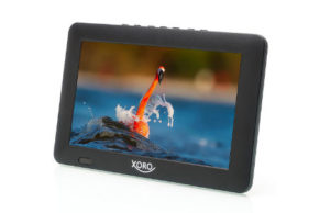 Xoro PTL 900 Portabler LCD-TV Fernseher