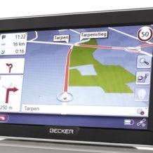 Becker Ready 70 LMU 7-Zoll Navigationssystem für 149€ bei Lidl