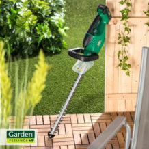 Aldi Nord 21.8.2017: Garden Feelings Akku-Heckenschere im Angebot