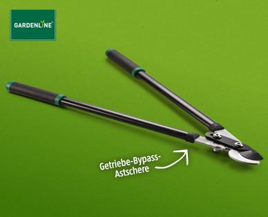 Gardenline Hecken-/Getriebe-Astschere im Hofer Angebot
