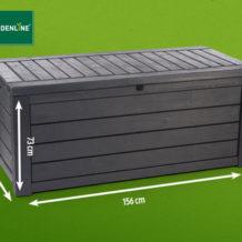 Gardenline Aufbewahrungsbox XXL: Hofer Angebot - Schnell zugreifen