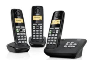 Gigaset AL225A DECT-Schnurlostelefon