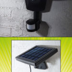 Norma 27.8.2018: i-Glow SMD-LED-Solarstrahler 400 Lumen im Angebot