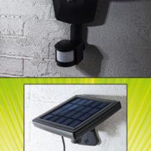 Norma » I-Glow SMD-LED-Solarstrahler 400 Lumen im Angebot
