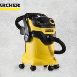 Hofer 31.8.2020: Kärcher Nass-/Trockensauger WD5P Workshop im Angebot