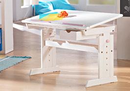 Kaufland: Links Baru Jugend-Schreibtisch und Kinder-Schreibtischstuhl im Angebot ab 24.8.2017