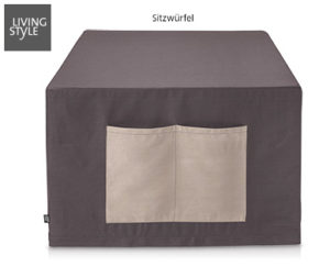 Living Style Gästebett Sitzwürfel bei Aldi Süd erhältlich