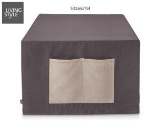 living style g stebett sitzw rfel bei aldi s d erh ltlich. Black Bedroom Furniture Sets. Home Design Ideas