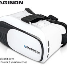Maginon 3D Virtual Reality Brille im Aldi Süd Angebot