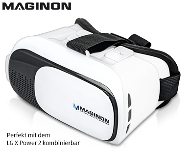 Aldi Süd 21.8.2017: Maginon 3D Virtual Reality Brille im Angebot
