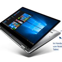 Medion Akoya E3216 Notebook im Aldi Süd Angebot