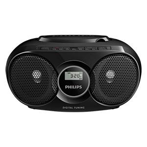 Philips AZ318B Stereo-CD-Soundmaschine bei Real ab 2.10.2017 erhältlich