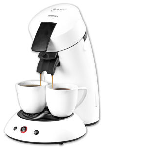 philips senseo hd6554 10 kaffeemaschine kaufland angebot. Black Bedroom Furniture Sets. Home Design Ideas