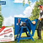 Hofer 4.9.2017: Scheppach Wippsäge sb 710 im Angebot