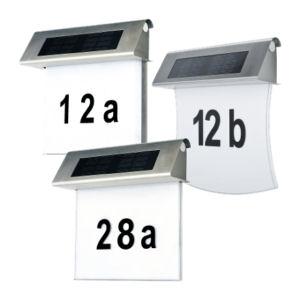solar-hausnummer
