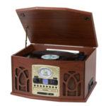 Telefunken TCD200M Nostalgie-Musik-System: Real Angebot ab 1.4.2019 - KW 14