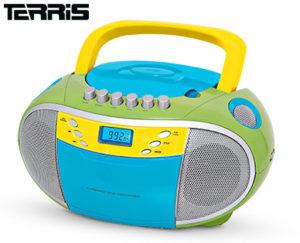 TERRIS CD-Radio bei Aldi Süd erhältlich