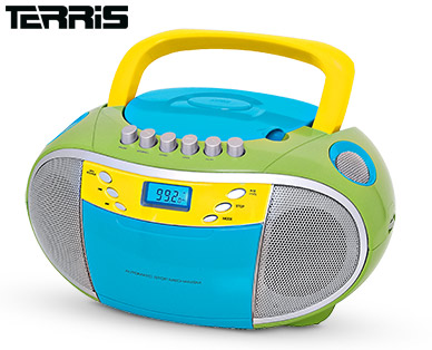 terris cd radio im aldi s d angebot ab 6 kw 32. Black Bedroom Furniture Sets. Home Design Ideas