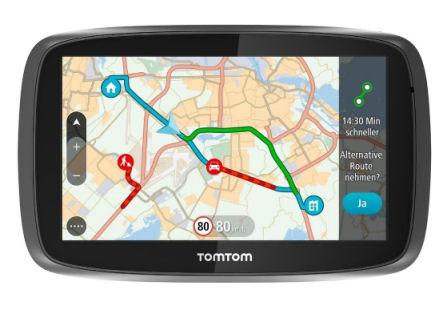Real: TomTom Go 510 Navigationssystem im Angebot ab 14.8.2017