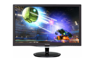 ViewSonic VX2457-MHD Full-HD Gaming-Monitor im Angebot bei Real ab 28.8.2017