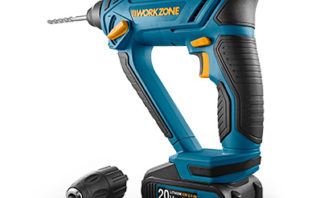 Workzone 20 V Li-Ion Akku-Bohrhammer