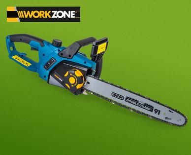 Workzone Elektro-Kettensäge