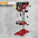 Hofer 1.8.2019: Workzone Titanium + Säulenbohrmaschine für 299€
